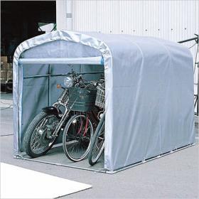 サイクルハウス応用型 簡易 ... : カインズホーム 自転車 車庫 : 自転車の